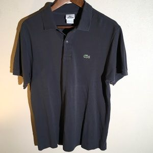 Vintage Lacoste Polo Shirt Size Small
